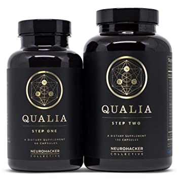 Amazon Com Qualia By Neurohacker Collective The Most Comprehensive