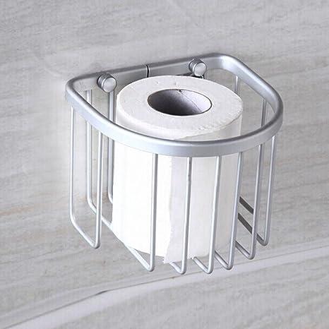 Aluminio Toallas De Papel Cestas Cajas De Papel Higiénico Toallas Sanitarias Cartones Titular De La Toalla