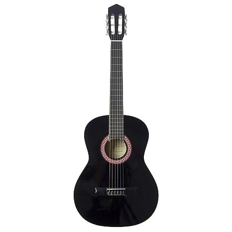 CG-390 negro 4/4 Guitarra Clásica