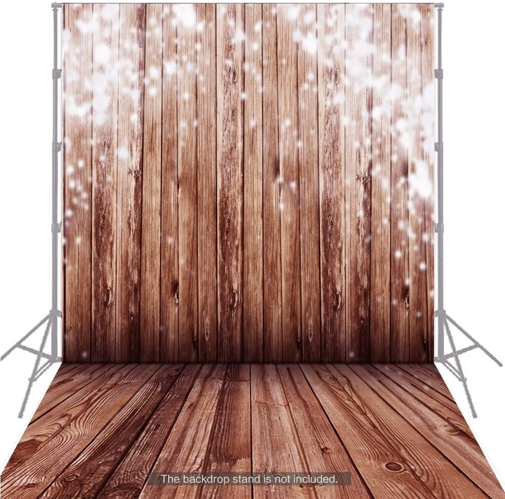 Andoer Photography Backdrop 1.5 x 2m Antique Wood Floor Background For Studio Props Photo Backdrop WAS £14.98 NOW £5.99 w/code U72RZUFG @ Amazon