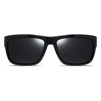 b257017cf76 Amazon.com  Dillon Optics Miller Sunglasses Polarized (Glossy Black ...