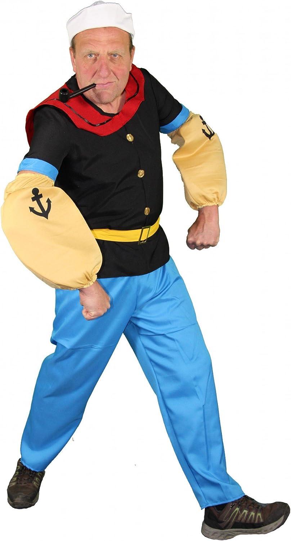 Marinero disfraz de adulto para el carnaval masculino fiesta de ...