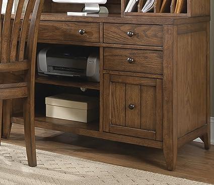 Liberty Furniture 382 HO121 Hearthstone Home Office Computer Credenza,  44u0026quot; X 22u0026quot;