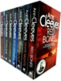 Ann Cleeves Shetland Series Collection 7 Books Set