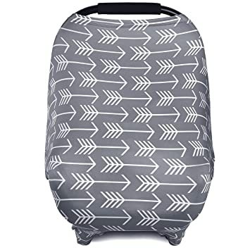 Remarkable Baby Car Seat Covers By Bontime Multi Use Nursing Cover For Breastfeeding All In 1 Carseat Frankydiablos Diy Chair Ideas Frankydiabloscom