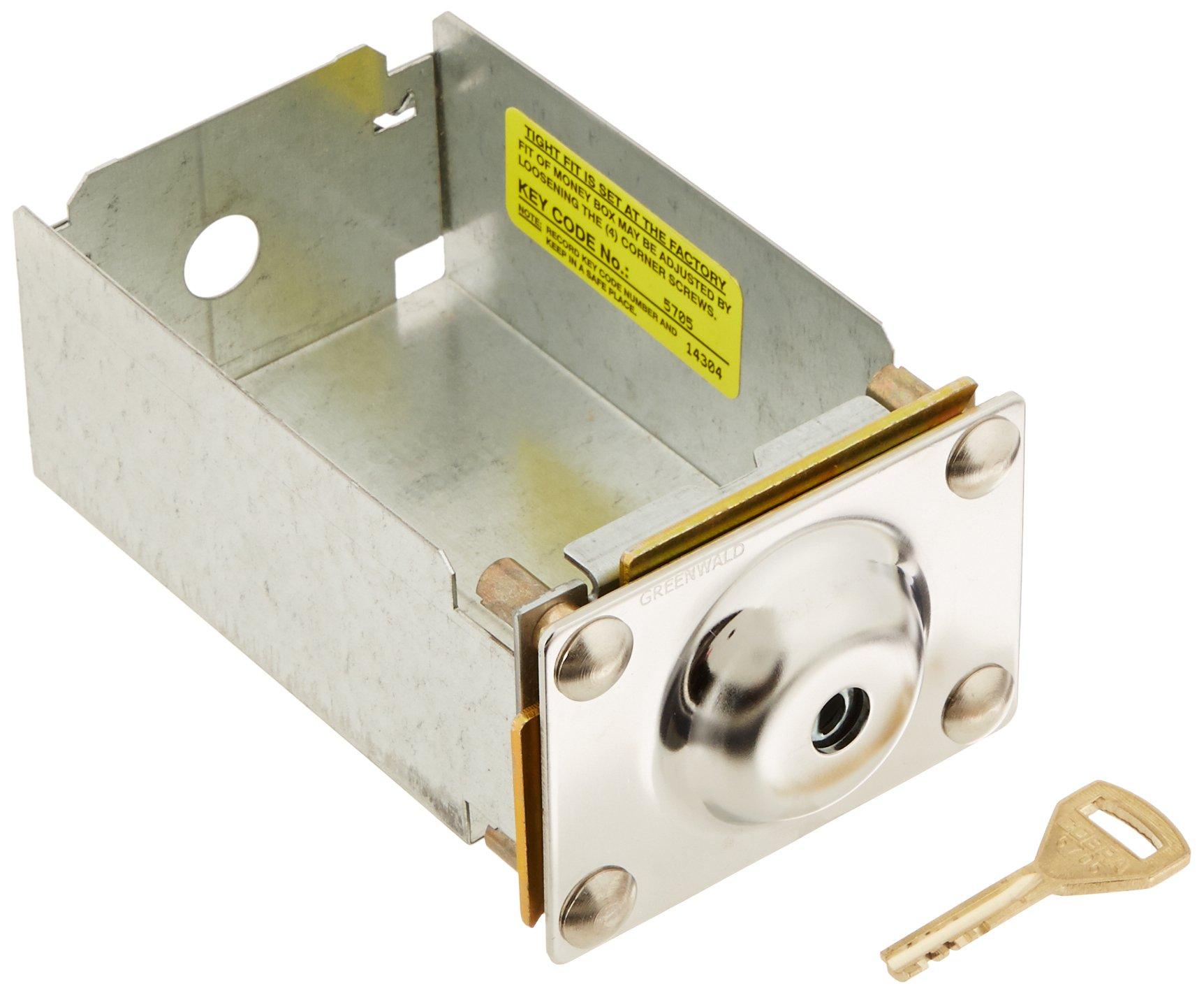 Greenwald Industries 8-1210 Lock Box