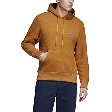97cfdac6 adidas Alltimers (Mesa/Blue) Pullover Hoodie-Large at Amazon Men's Clothing  store: