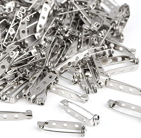 32 pieces of 32mm Metallic Jewel Split Rings Key Jewelry Crafts Charms