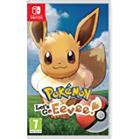 Pokemon Let's Go : Eevee