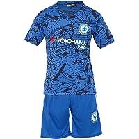 Sportyway Chelsea Kids Football Jersey Set Boys & Girls - 2019/20