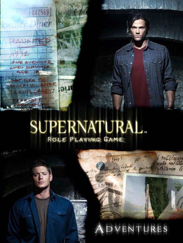 Supernatural Adventures Graeme Davis product image