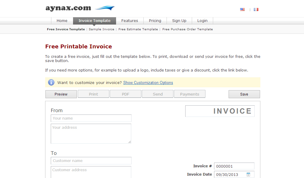 Amazoncom Professional Invoice Template Month Online - Free invoicing software download women's online clothing stores