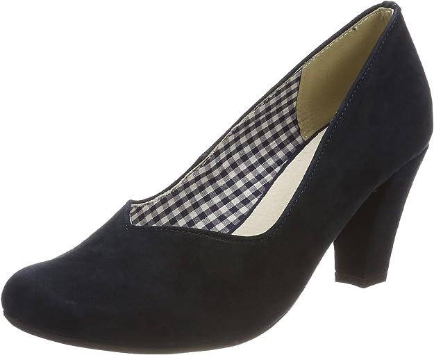 Hirschkogel 3000507, Zapatos de tacón con Punta Cerrada para Mujer