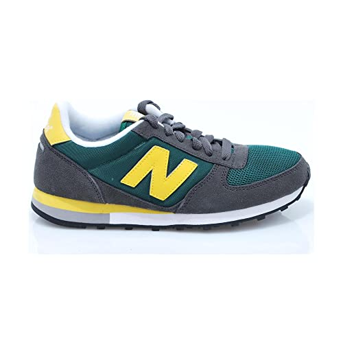 zapatillas amarillas new balance