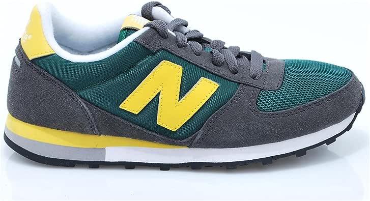 New Balance U430 SGY U430 VERDE LETRA AMARILLA: Amazon.es: Zapatos y complementos