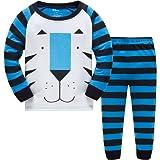 Amazon Price History for:Hugbug Toddler Boys Tiger Pajama Set