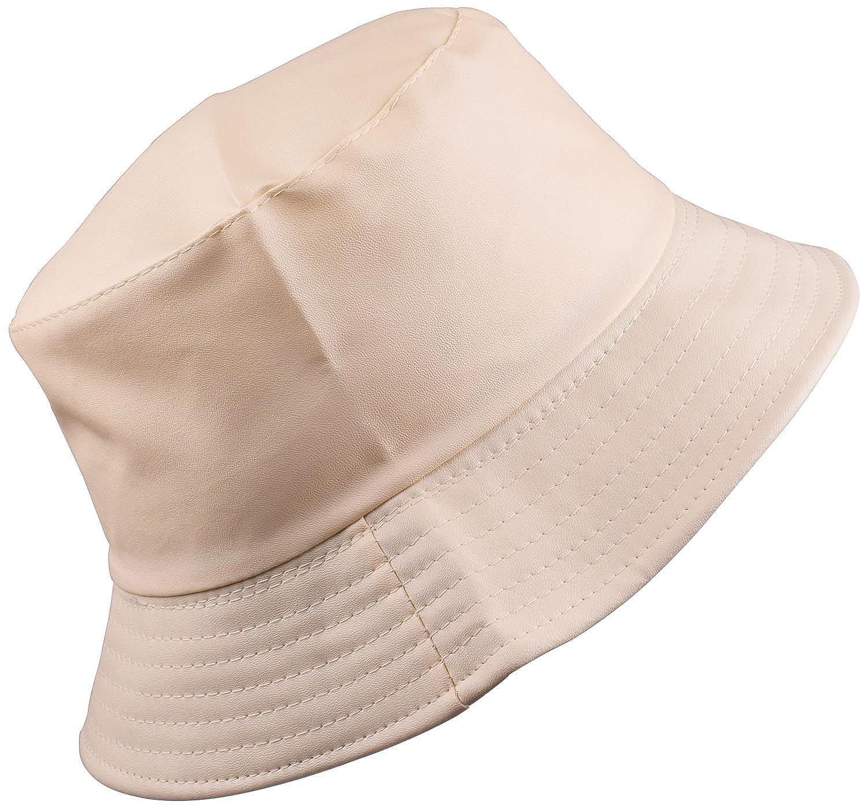 BODY STRENTH Women s Bucket Rain Hat Wide Brim Waterproof Beige at Amazon  Women s Clothing store  02841e0e0ed