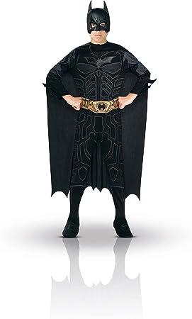 Rubies Batman I-880400M - Disfraz de Batman para niño (5 años ...