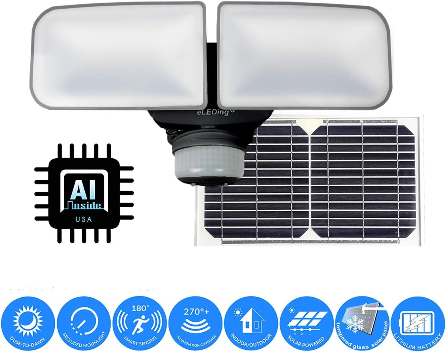 eLEDing Solar Powered