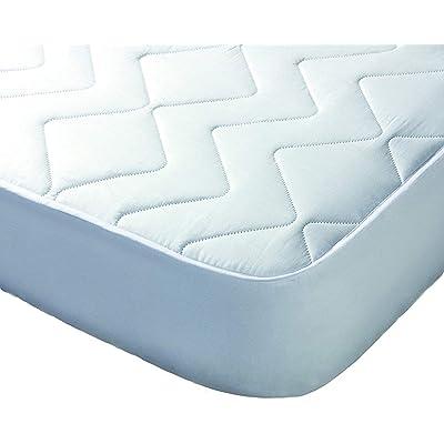 Todocama - Protector de colchón/Cubre colchón Acolchado, Impermeable, Ajustable y antiácaros. (Cama 80 x 190/200 cm)