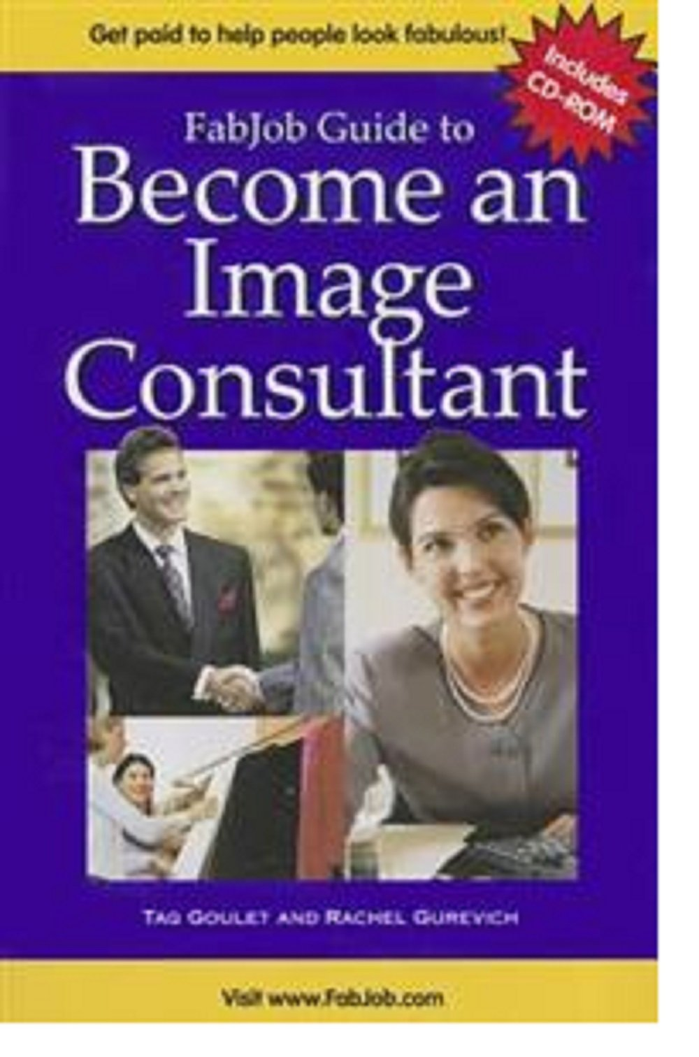 Download FabJob Guide to Become an Image Consultant ebook