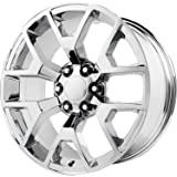 "Wheel Replicas V1176 Wheel with Chrome Finish (20x9""/6x5.5"")"