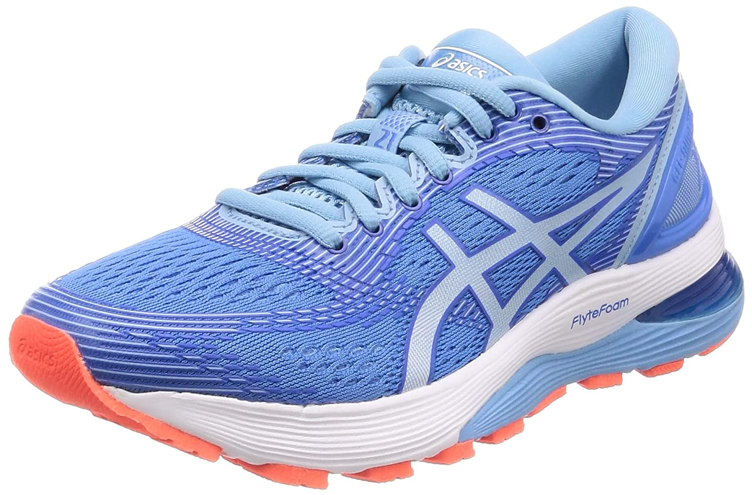 super popular 28b3f 90ed3 Amazon.com   ASICS Gel-Nimbus 21 Women s Running Shoes   Road Running