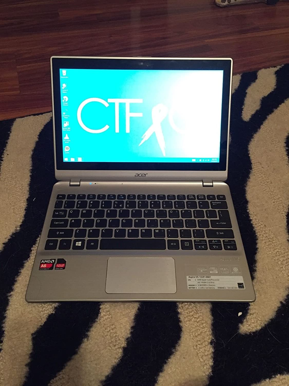 "Acer Aspire V5-122p-0681 11.6"" Touchscreen Laptop - Quad Core 6gb 500gb Windows 8"