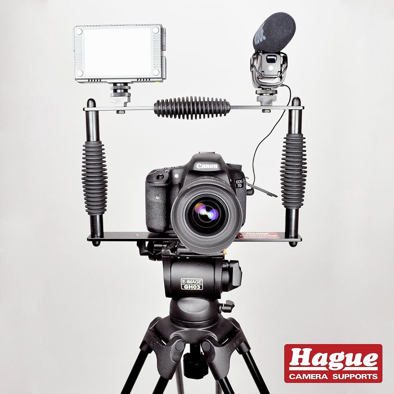 Haager Camframe Steady DSLR Rig, Kamera Cage: Amazon.de: Kamera