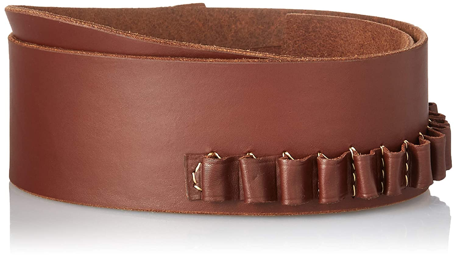 Hunter 0165LM LH Western Drop Belt.45 Caliber//Medium Brown