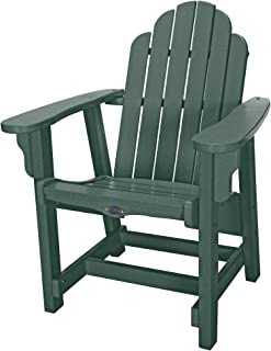 product image for Nags Head Hammocks Classic Conversation Chair, Forest Green
