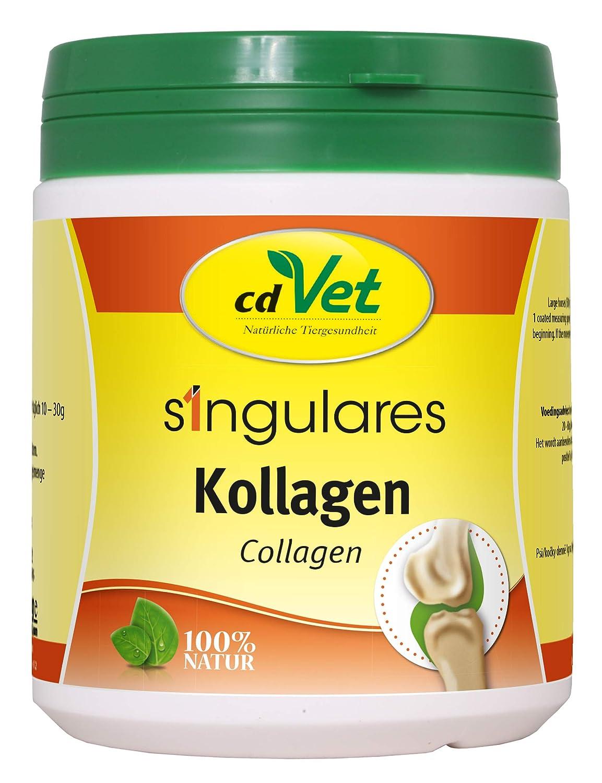 cdVet Naturprodukte singulares Colágeno 250 g: Amazon.es: Productos para mascotas