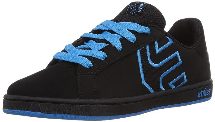 Etnies KIDS FADER LS, Chaussures de Skateboard mixte enfant - Noir - Noir ( Noir/Noir/Bleu), 38.5: Amazon.fr: Chaussures et Sacs