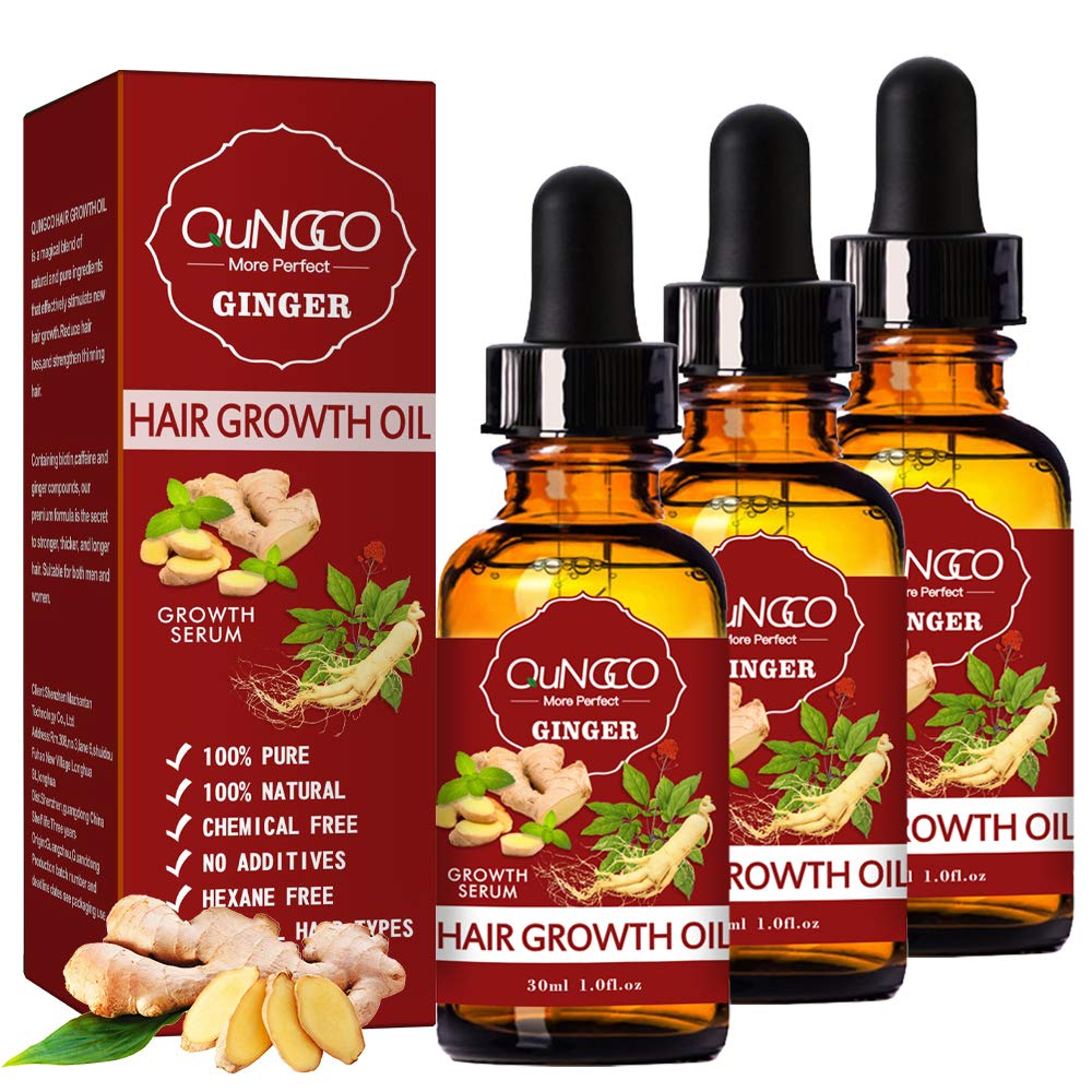 50% Off Coupon – 3 Pack Hair Growth Oil