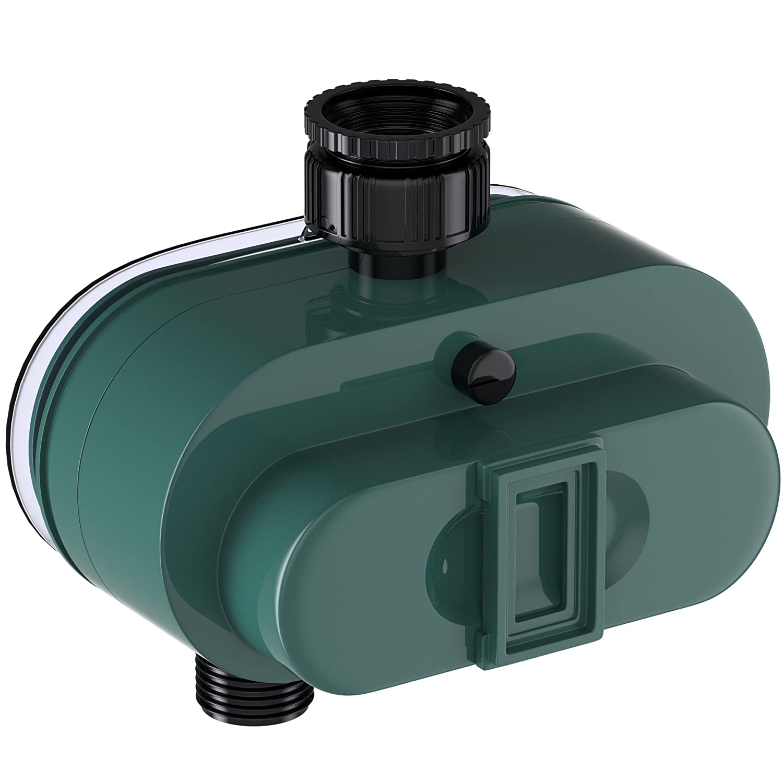 Gideon Electronic Dual-valve Hose Irrigation Water Timer Sprinkler ...