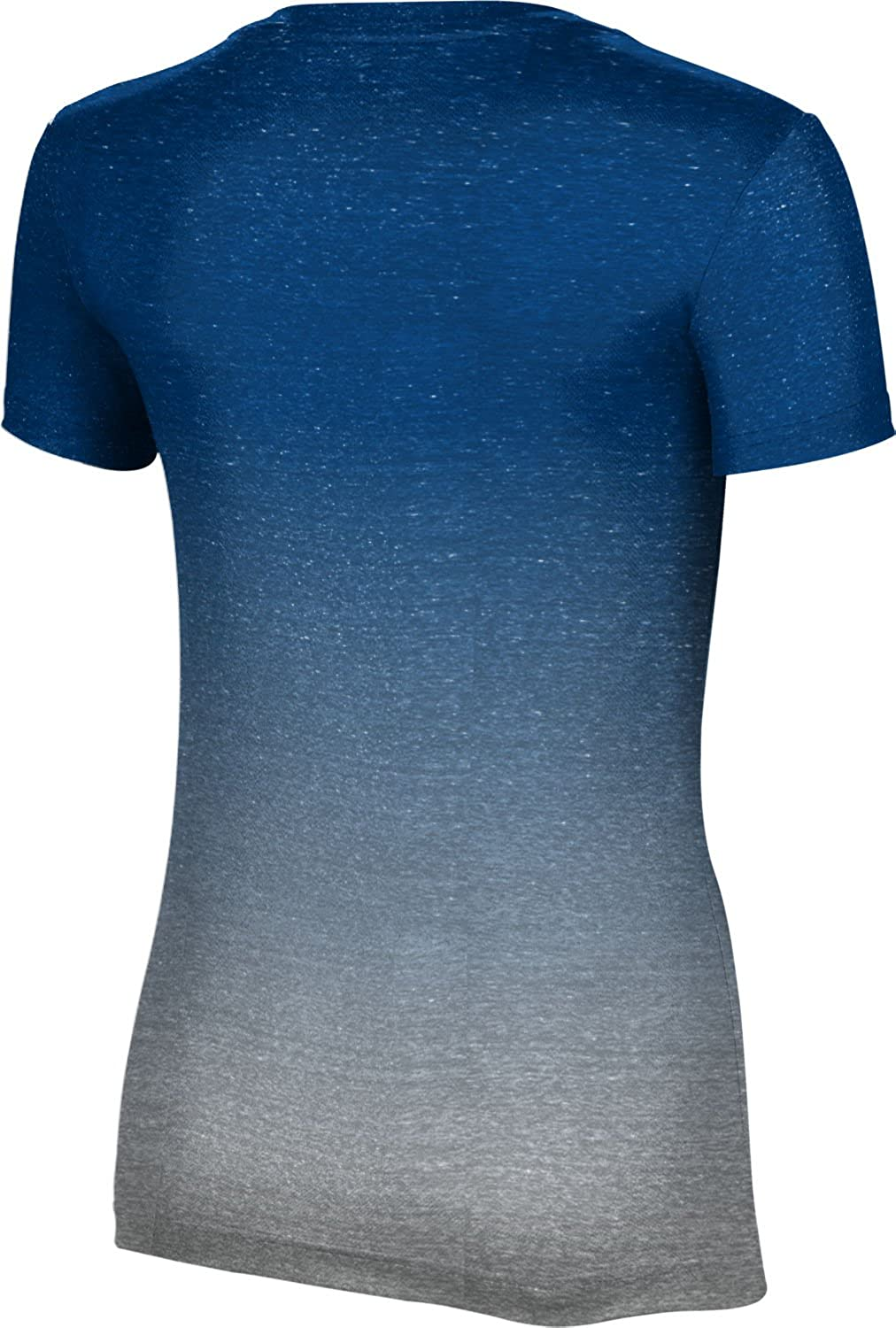 ProSphere University of Wisconsin-Stout College Girls Performance T-Shirt Ombre