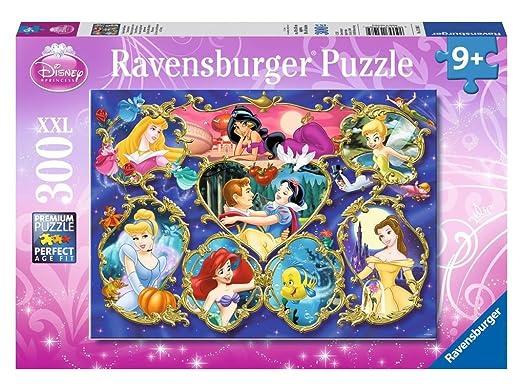 2 opinioni per Ravensburger 13108 Disney Princess Puzzle 300 pezzi