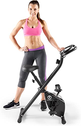 Marcy Folding Upright Exercise Bike