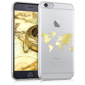 handyhülle weltkarte kwmobile Apple iPhone 6 / 6S Hülle: Amazon.de: Elektronik handyhülle weltkarte