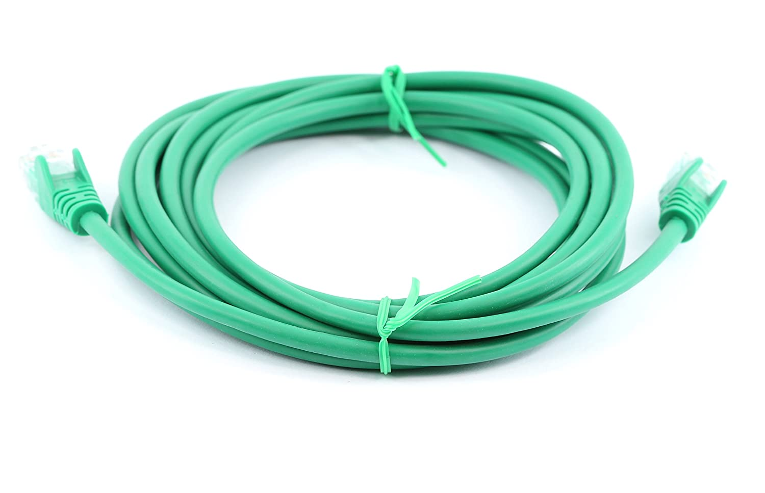 4ft 11in, Green rhinocables Cat 5e Cat5e Ethernet RJ45 High Speed Network Cable Internet Fast Speed Lead
