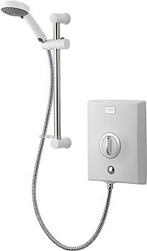 Aqualisa Quartz Electric shower - Best Pressure Settings