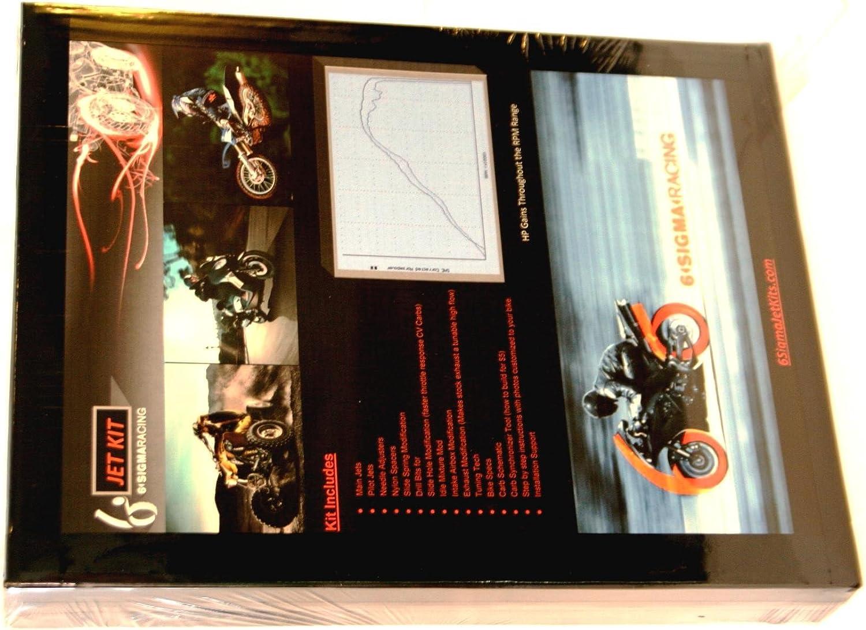 1986 – 1997 Honda ATV trx200 TRX 200 SX Fourtrax Carb etapa 1 ...