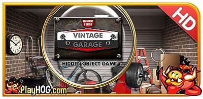 Vintage Garage - Find Hidden Object Game [Download]
