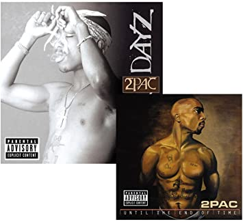 Two Pac 2pac Better Dayz Until The End Of Time 2pac 2 Cd