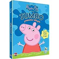Peppa pig: Jumbo preescolar bilingüe