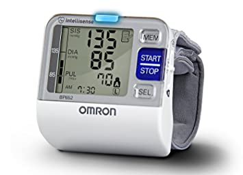 Amazon.com: Omron Bp652 7 Series Blood Pressure Wrist-New ...