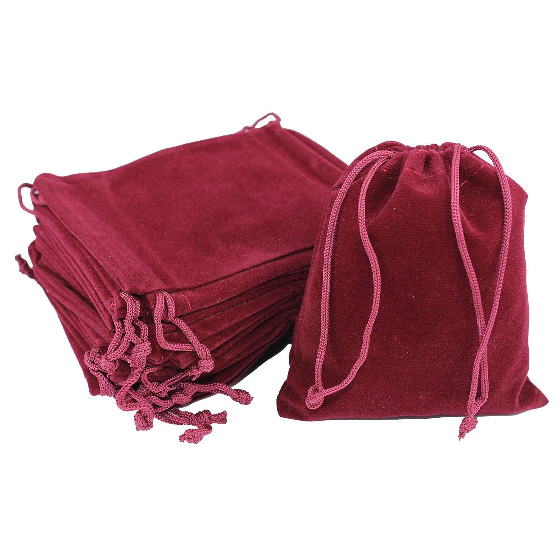 9 x 12 cm en tissu opaque kleenes traumhandel lot /® Sachet de 50 dimensions :  env rose 9x12 cm