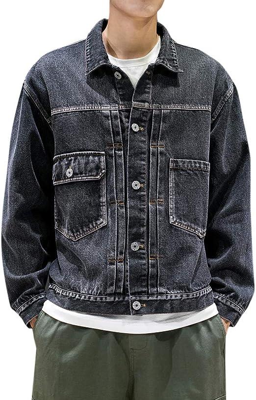メンズ Gジャン デニムジャケット ジージャン ジャケット ショート丈 カジュアルジャケット おしゃれ ゆったり
