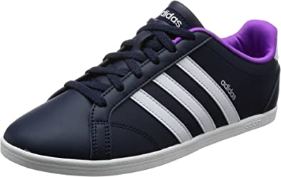 adidas VS Coneo QT W Ladies Footwear DunkelBlue Womens Trainers Sneaker Shoes