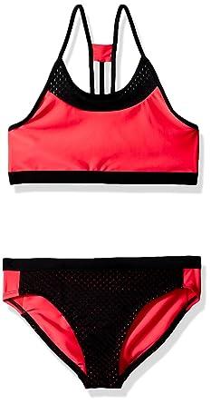 3e996c3e821 Amazon.com: Under Armour Girls Bikini: Clothing